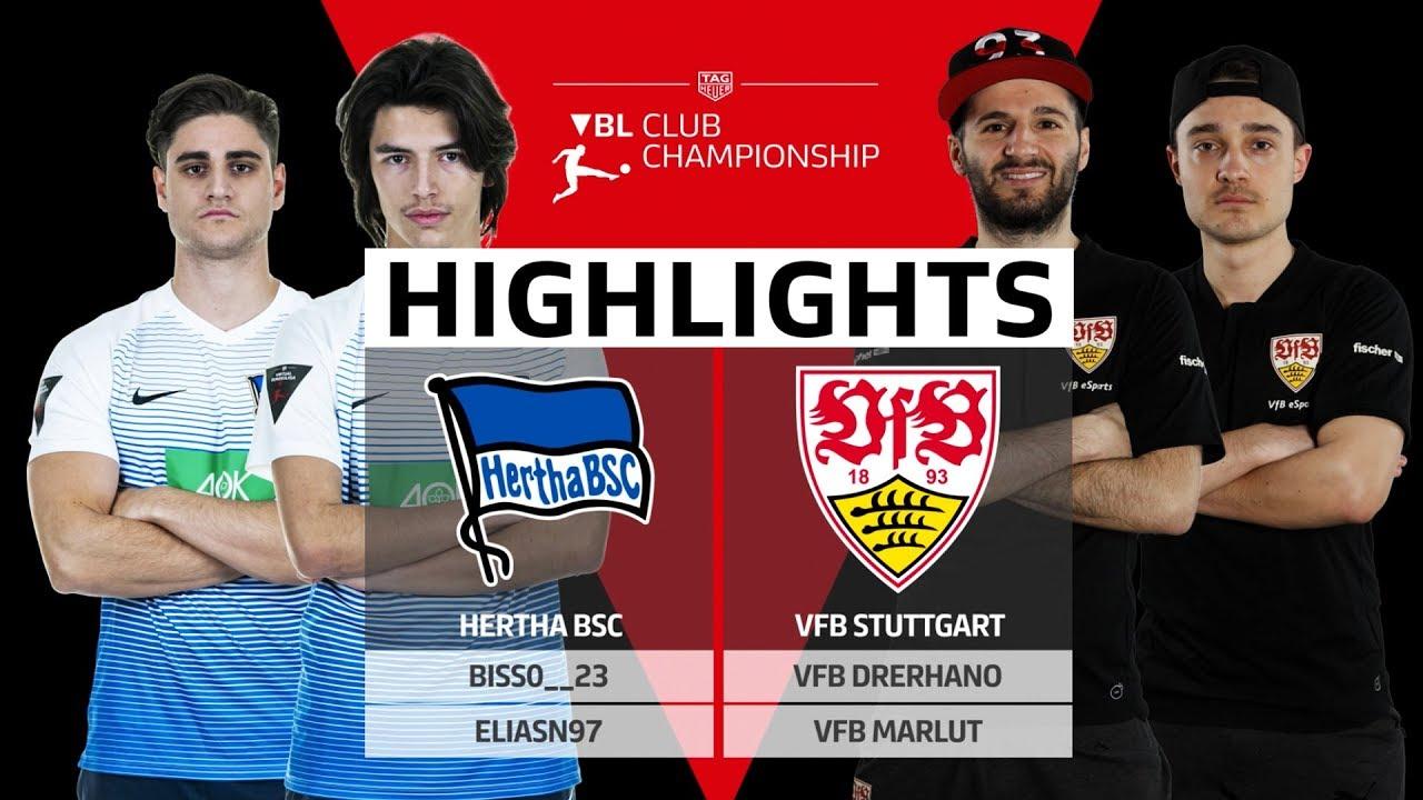 Hertha Vs Stuttgart
