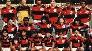 Campanha Brasileirão 1982 - Flamengo Bicampeão Brasileiro !