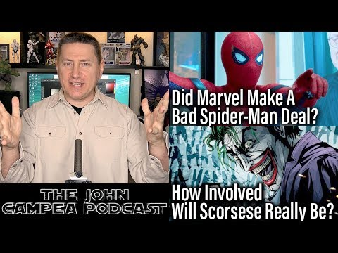 Did Marvel Blow The Spider-Man Deal? Diminished Captain America Role? - John Campea Podcast