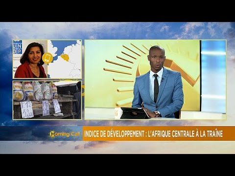 Central Africa region the least developed in the world [The Morning Call]