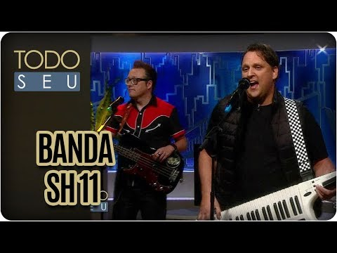 Banda SH11 No Combate Ao Bullying - Todo Seu (08/11/17)
