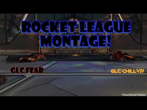 Rocket League Montage!