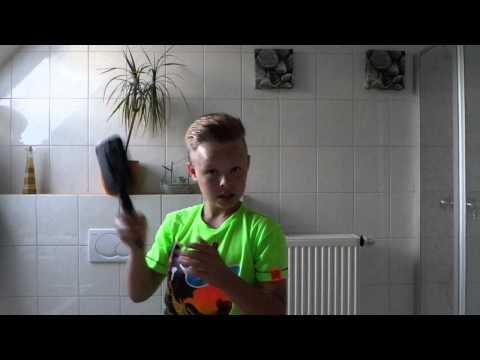 Erstes Video Haare Stylen