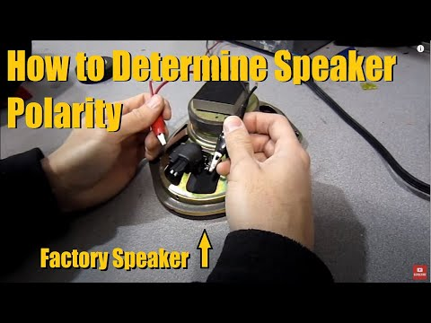 how-to-check-speaker-polarity-(positive-and-negative)-|-anthonyj350
