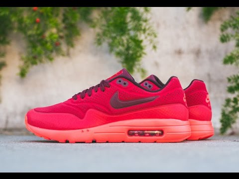 Nike Air Max 87 Ultra Moire Red