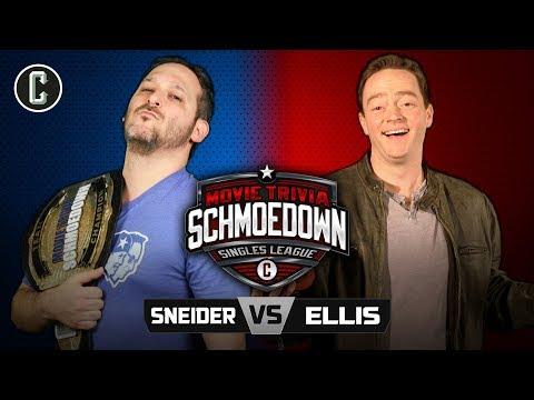 Jeff Sneider VS Mark Ellis - Movie Trivia Schmoedown