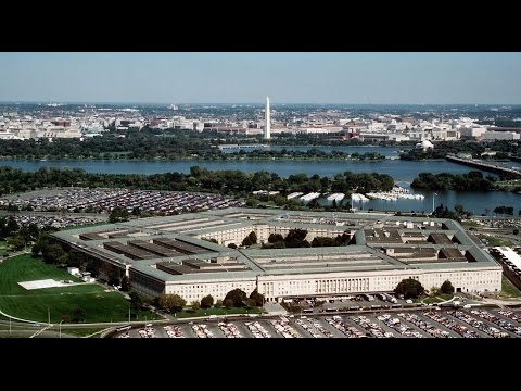 Inside the Pentagon Headquarters for the United States Armed Forces