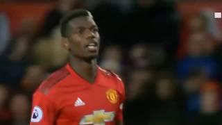 Manchester United VS Newcastle 3-2 Premier League 06/10/2018