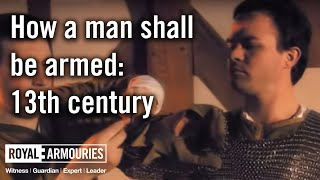 Video How A Man Shall Be Armed: 13th Century download MP3, 3GP, MP4, WEBM, AVI, FLV Agustus 2018
