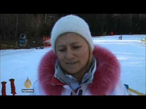 Manje turista na skijalištima u Sloveniji