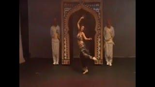Elina Kikili - Belly Dance - 2nd Nature 2009 - MT Sense Dance Co - Arabic scene