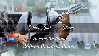 CINTA SUCI Stinky by Wilson Gumarus Chung