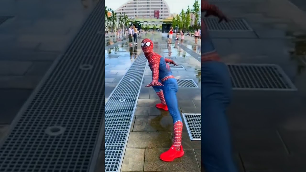 The Amazing Spider-Man from Tiktok Part 12 #moscowspider