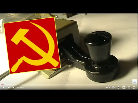 A look at a Russian Morse Key for portable use
