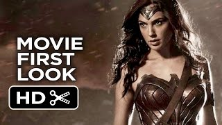 Batman V. Superman: Dawn of Justice - Wonder Woman First Look (2016) - Zack Snyder Movie HD
