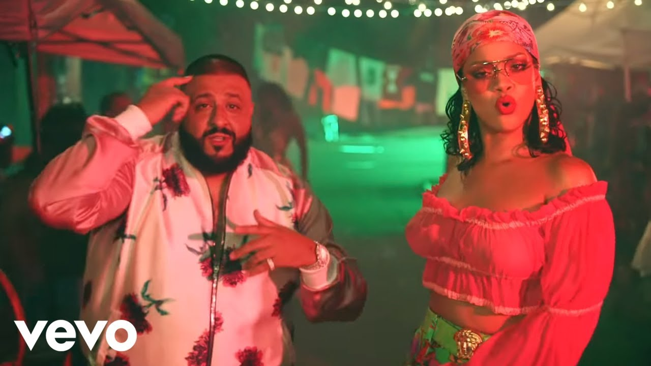 Rihanna Is the Best Thing About DJ Khaled's New Video