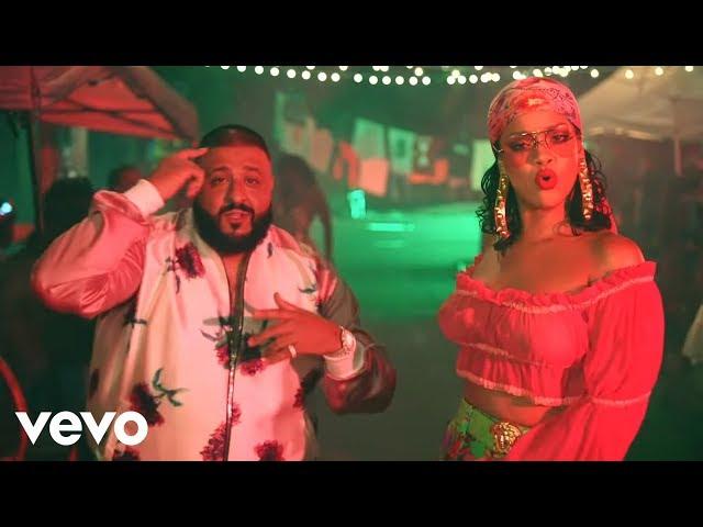 DJ Khaled ft. Rihanna, Bryson Tiller - Wild Thoughts (Official Video)