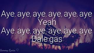 Snow Tha Product- Dale Gas (Lyrics/Letras) ft. Alemán