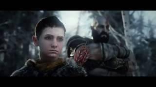 God of War 2018 Русский кинематографичный трейлер игры Субтитры