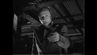 Dallow punches Pinky, Brighton Rock (1947)