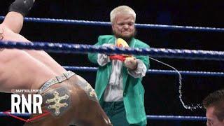Former WWE Superstar Swoggle Calls Out Strongest Dwarf