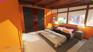 Unity 5 Bedroom Tech Demo - GTX 680 i7 2600