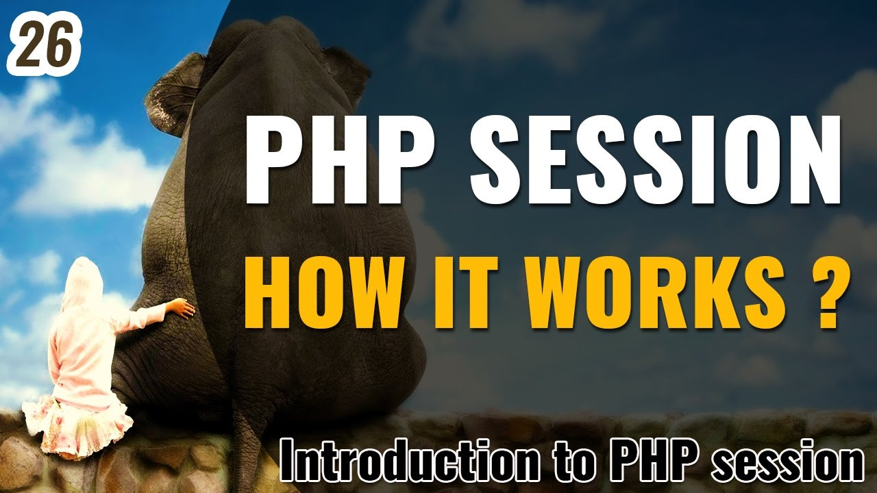 What is PHP Session | How PHP Session Works | Learn PHP in Hindi/Urdu