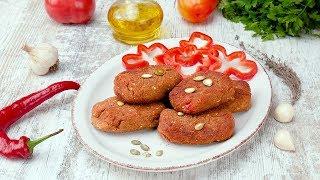 Как приготовить овощные котлеты из баклажанов - Рецепты от Со Вкусом