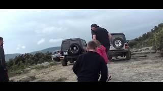 Sortie 4x4 en Espagne (Sierra de Guara) road book vibraction14 thumbnail