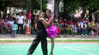 1st District Ballroom Dance Competition(baby AC)