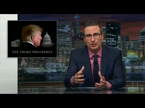 Download Youtube: The Trump Presidency: Last Week Tonight with John Oliver (HBO Nov 12 2017)