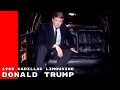 President Donald Trump's 1988 Cadillac Limousine