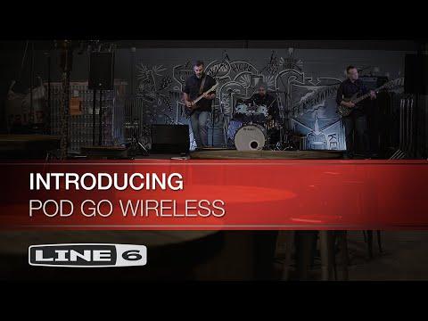 Line 6 | POD Go | Wireless