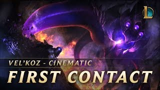Vel'Koz: First Contact | New Champion Teaser - League of Legends