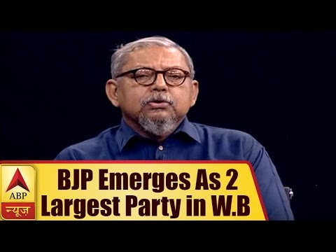 BJP emerges as second largest party in West Bengal panchayat elections