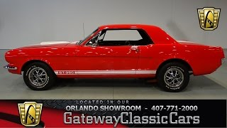1966 Ford Mustang Gateway Classic Cars Orlando #464