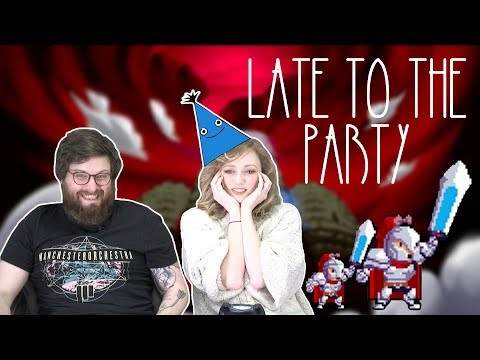 Let's Play Rogue Legacy - Late to the Party