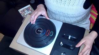 Tutorial Dj Hero xbox 360