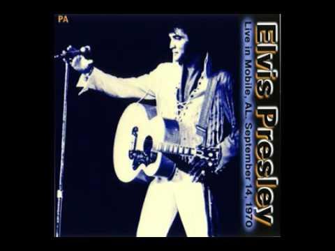 Elvis Presley Live in Mobile,Alabama Sep 14th,1970 complete cd