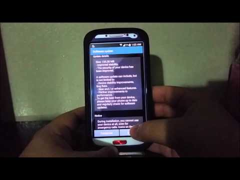 T-Mobile Samsung Galaxy S4 Software Update