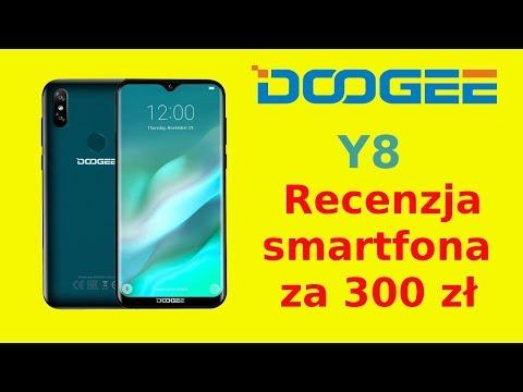 DOOGEE Y8- Recenzja
