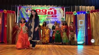 APTA-2017-Deepavali-Fashion Walk-Moms & Princesses