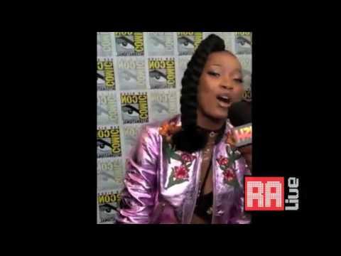Keke Palmer Sings Selena 'Amor Prohibido'