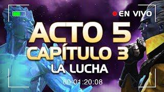 "Acto 5 - Capitulo 3 ""La Lucha"" | Marvel Contest of Champions"