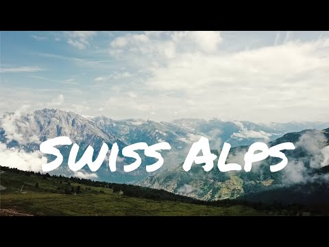 Why you should take your next Holiday Trip to the Swiss Alps | DJI Mavic Pro | 4k (HD)