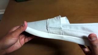 Lacoste Marice Loafer Shoes (light grey)