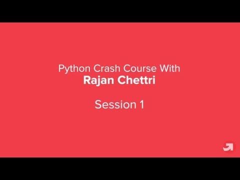 Python Crash Course Part 1 | Python Tutorial for Beginners with examples | upGrad thumbnail
