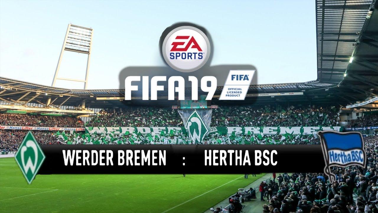 Werder Vs Hertha