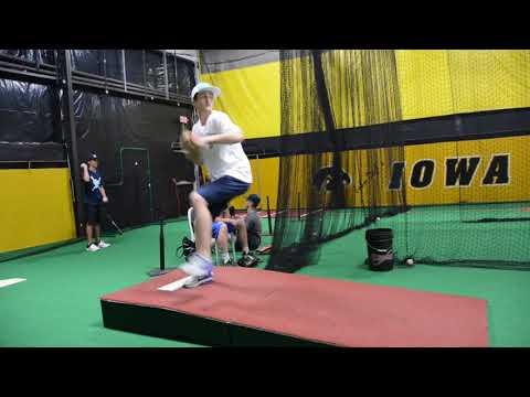 Jack Weiss (2020) Baseball Clips: April - June 2018