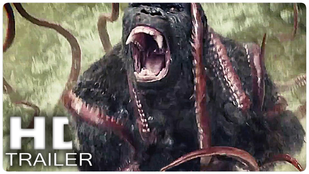 Skull Island German Trailer